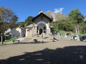 Oasi dei Girasoli, Ferienwohnungen  Abbadia Lariana - big - 31