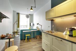 Parisian Home - Appartements Montorgueil, Studio