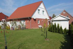 Privatzimmer in St. Jürgen, Ubytování v soukromí  Lübeck - big - 12
