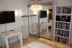 Privatzimmer in St. Jürgen, Ubytování v soukromí  Lübeck - big - 14