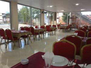 Miray Otel, Отели  Тосья - big - 28