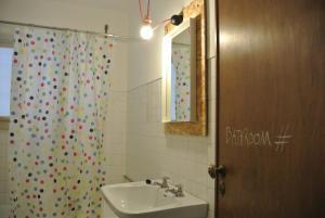 Alcobaça Hostel, Гостевые дома  Алкобаса - big - 17