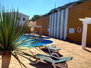 Panorama Luxury Suite, Ferienwohnungen  Cumbre del Sol - big - 11