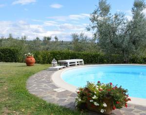 Oliveta, Apartmány  Tavarnelle in Val di Pesa - big - 33