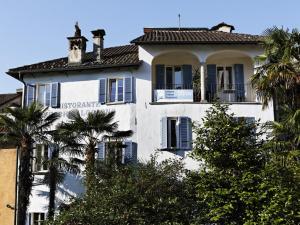 Albergo Vecchia Locarno - Hotel