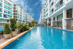 My Resort Huahin A101 Duplex Apartment with Pool View