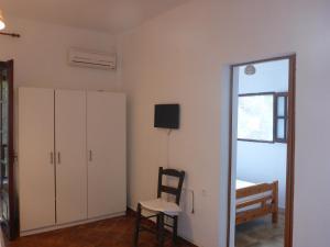 La Mirage, Apartmanok  Néa Fókea - big - 37