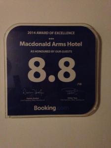 Macdonald Arms Hotel
