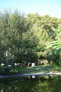 Gîte Au Jardin, Nyaralók  Meilhan-sur-Garonne - big - 27