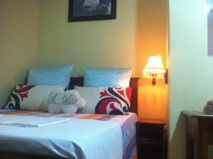Relax Inn, Проживание в семье  Канди - big - 4