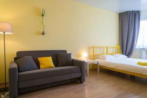 Апартаменты Yellow Rooms на Подмосковном бульваре