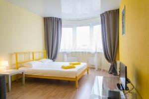 Апартаменты Yellow Rooms на Подмосковном бульваре - фото 2