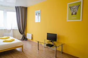 Апартаменты Yellow Rooms на Подмосковном бульваре - фото 3