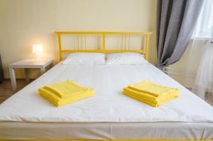 Апартаменты Yellow Rooms на Подмосковном бульваре - фото 5