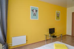 Апартаменты Yellow Rooms на Подмосковном бульваре - фото 7