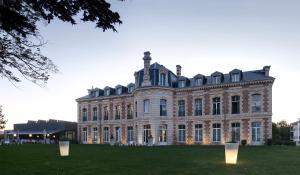 Hôtel et Spa du Château, Отели  Лагор - big - 14