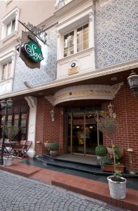 Hotel Sapphire, Szállodák  Isztambul - big - 26