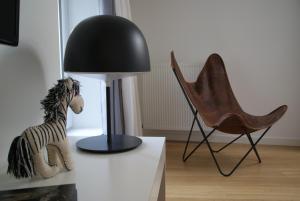 18 Crebillon, Ferienwohnungen  Nantes - big - 42