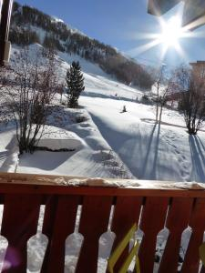 Lo Toumel, Ferienwohnungen  Val d'Isère - big - 11