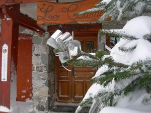 Lo Toumel, Apartments  Val d'Isère - big - 10