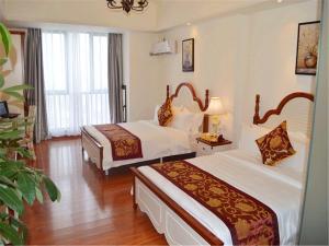 Guangzhou Shuyi Apartment Panyu Wanda