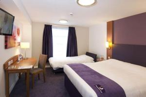 Кригглстоун - Premier Inn Wakefield South - M1 Jct39