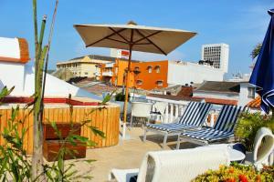 Bantu Hotel By Faranda Boutique, Hotels  Cartagena de Indias - big - 29