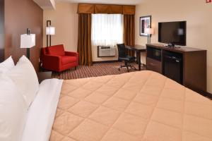 Quality Inn & Suites Tacoma - Seattle, Hotely  Tacoma - big - 5