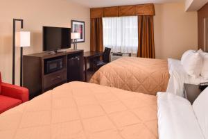 Quality Inn & Suites Tacoma - Seattle, Hotely  Tacoma - big - 3