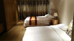 Aishanghai Serviced Apartment Zhonglian Ziyougang