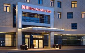 Отель Hilton Garden Inn Ufa Riverside - фото 5