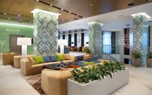 Отель Hilton Garden Inn Ufa Riverside - фото 9