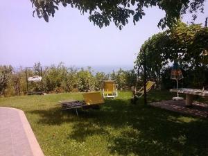 Villa Fontana, Виллы  Тропеа - big - 27