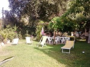 Villa Fontana, Виллы  Тропеа - big - 22