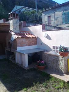Villa Fontana, Виллы  Тропеа - big - 10