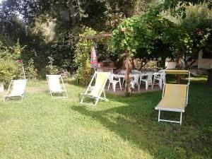 Villa Fontana, Виллы  Тропеа - big - 3