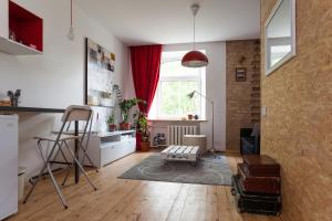 Stylish Studio Close to Old Town, Apartments  Vilnius - big - 1