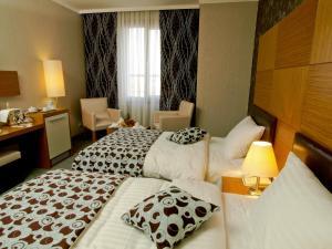 Отель Grand Nur Plaza - фото 11