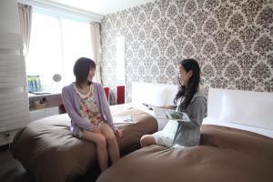 Frame Hotel Sapporo, Hotel low cost  Sapporo - big - 75