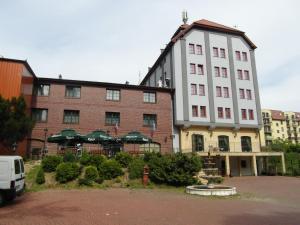 Hotel-Restauracja Spichlerz, Hotels  Stargard - big - 59