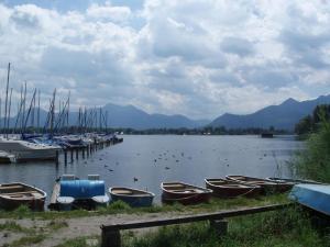Zum Fischer am See, Pensionen  Prien am Chiemsee - big - 31