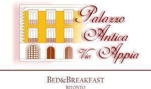 Palazzo Antica Via Appia, Отели типа «постель и завтрак»  Bitonto - big - 28