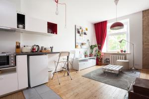 Stylish Studio Close to Old Town, Apartments  Vilnius - big - 13