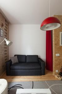 Stylish Studio Close to Old Town, Apartments  Vilnius - big - 17