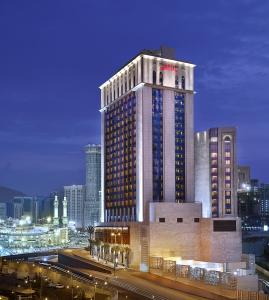 Jabal Omar Marriott Hotel Makkah, Hotely  Mekka - big - 1