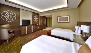 Jabal Omar Marriott Hotel Makkah, Hotely  Mekka - big - 7