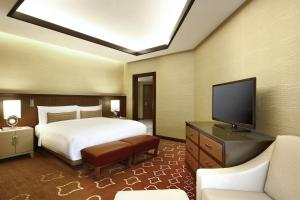 Jabal Omar Marriott Hotel Makkah, Hotely  Mekka - big - 3