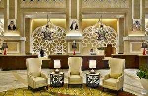 Jabal Omar Marriott Hotel Makkah, Hotely  Mekka - big - 28