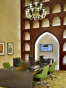 Jabal Omar Marriott Hotel Makkah, Hotely  Mekka - big - 27