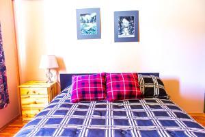 Apex Whitetail Chalet, Apartmány  Apex Mountain - big - 46